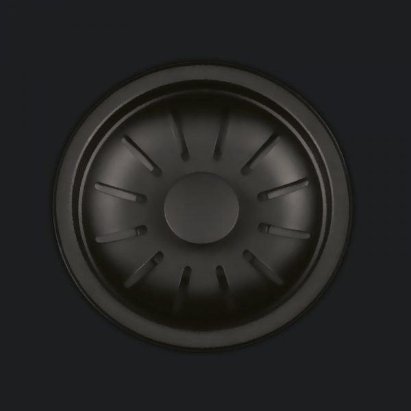 Lorreine BQ-FU plug zwart