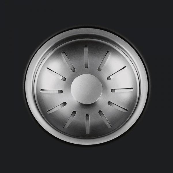 Lorreine BQ Plug RVS Inox
