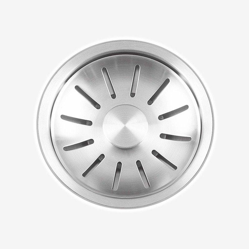 Lorreine WQ Plug RVS inox